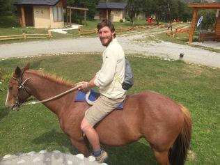 tyler on horse
